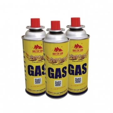 Customers Requirement Manufacturer Wholesale New Sale Portable Bottled Empty Gas Spray Tin Cans